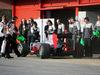 TEST F1 BARCELLONA 24 FEBBRAIO, Romain Grosjean (FRA) Haas F1 Team VF-16. 24.02.2016.