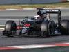 TEST F1 BARCELLONA 24 FEBBRAIO, Jenson Button (GBR) McLaren MP4-31. 24.02.2016.