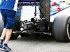 TEST F1 BARCELLONA 24 FEBBRAIO, Felipe Massa (BRA) Williams FW38 rear wing, exhaust, e rear diffuser detail. 24.02.2016.