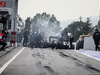 TEST F1 BARCELLONA 24 FEBBRAIO, Jenson Button (GBR) McLaren MP4-31 stops at the end of the pit lane. 24.02.2016.