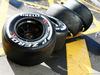 TEST F1 BARCELLONA 24 FEBBRAIO, Pirelli tyres. 24.02.2016.