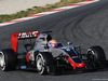 TEST F1 BARCELLONA 24 FEBBRAIO, Romain Grosjean (FRA) Haas F1 Team VF-16. 24.02.2016.