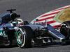 TEST F1 BARCELLONA 2 MARZO, Lewis Hamilton (GBR) Mercedes AMG F1 W07 Hybrid. 02.03.2016.