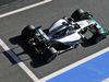TEST F1 BARCELLONA 3 MARZO, Lewis Hamilton (GBR) Mercedes AMG F1 W07 Hybrid. 03.03.2016.