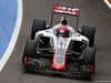 TEST F1 SILVERSTONE 12 LUGLIO, Santino Ferrucci (USA) Haas F1 Team Development Driver. 12.07.2016.