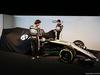 FORCE INDIA VJM10, Sergio Perez (MEX) Sahara Force India F1 e team mate Esteban Ocon (FRA) Sahara Force India F1 Team unveil the Sahara Force India F1 VJM10. 22.02.2017.