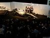 FORCE INDIA VJM10, (L to R): Alfonso Celis Jr (MEX) Sahara Force India F1 Development Driver; Sergio Perez (MEX) Sahara Force India F1; Dr. Vijay Mallya (IND) Sahara Force India F1 Team Owner; Alfonso Celis Jr (MEX) Sahara Force India F1 Development Driver, with the Sahara Force India F1 VJM10. 22.02.2017.