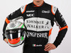 FORCE INDIA VJM10, Alfonso Celis Jr (MEX) Sahara Force India F1 Development Driver. 22.02.2017.