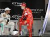 GP ABU DHABI, 26.11.2017 - Gara, 2nd place Lewis Hamilton (GBR) Mercedes AMG F1 W08 e 3rd place Sebastian Vettel (GER) Ferrari SF70H