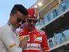 GP ABU DHABI, 26.11.2017 - Pascal Wehrlein (GER) Sauber C36 e Sebastian Vettel (GER) Ferrari SF70H