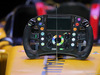 GP ABU DHABI, 25.11.2017 - Free Practice 3, The steering wheel of Renault Sport F1 Team RS17