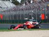 GP AUSTRALIA, 26.03.2017 - Gara, Sebastian Vettel (GER) Ferrari SF70H davanti a Valtteri Bottas (FIN) Mercedes AMG F1 W08