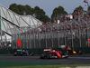 GP AUSTRALIA, 26.03.2017 - Gara, Sebastian Vettel (GER) Ferrari SF70H davanti a Max Verstappen (NED) Red Bull Racing RB13 e Lewis Hamilton (GBR) Mercedes AMG F1 W08