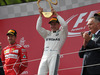GP AUSTRIA, 09.07.2017- Podium, winner Valtteri Bottas (FIN) Mercedes AMG F1 W08
