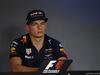 GP AUSTRIA, 06.07.2017- Giovedi' Press Conference,  Max Verstappen (NED) Red Bull Racing RB13