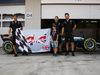GP AUSTRIA, 06.07.2017- Young Lewis Hamilton (GBR) Mercedes AMG F1 W08  fan
