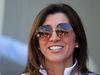 GP AZERBAIJAN, 25.06.2017 - Fabiana Flosi (BRA), Wife of Bernie Ecclestone
