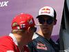 GP AZERBAIJAN, 25.06.2017 - Kimi Raikkonen (FIN) Ferrari SF70H e Daniil Kvyat (RUS) Scuderia Toro Rosso STR12