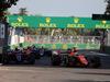 GP AZERBAIJAN, 25.06.2017 - Gara, Carlos Sainz Jr (ESP) Scuderia Toro Rosso STR12 e Fernando Alonso (ESP) McLaren MCL32
