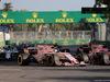 GP AZERBAIJAN, 25.06.2017 - Gara, Sergio Perez (MEX) Sahara Force India F1 VJM010 e Esteban Ocon (FRA) Sahara Force India F1 VJM10
