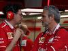 GP BAHRAIN, 16.04.2017 - Gara, Mattia Binotto (ITA) Chief Technical Officer, Ferrari e Maurizio Arrivabene (ITA) Ferrari Team Principal