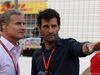 GP BAHRAIN, 16.04.2017 - Gara, David Coulthard (GBR) e Mark Webber (AUS)
