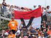 GP BELGIO, 27.08.2017 -  Gara, Fans of Max Verstappen (NED) Red Bull Racing RB13