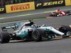 GP BELGIO, 27.08.2017 -  Gara, Valtteri Bottas (FIN) Mercedes AMG F1 W08 e Kimi Raikkonen (FIN) Ferrari SF70H