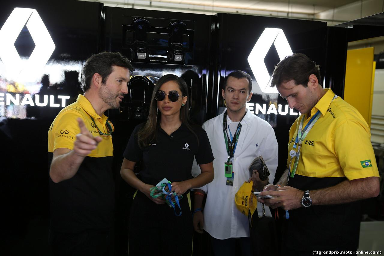 GP BRASILE, 12.11.2017 - Anitta (BRA) singer