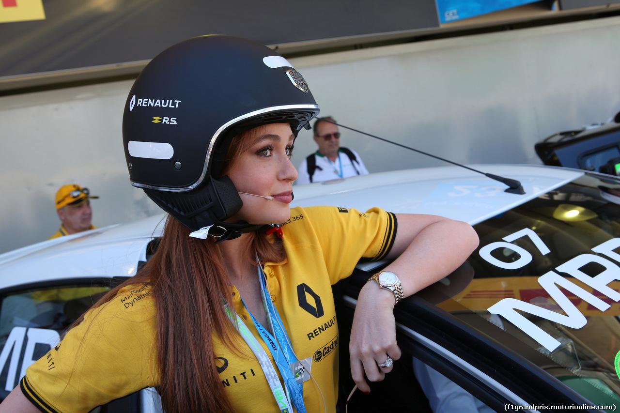GP BRASILE, 12.11.2017 - Marina Ruy Barbosa (BRA) Actress