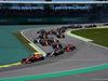 GP BRASILE, 12.11.2017 - Gara, Start of the race