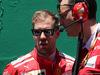 GP BRASILE, 12.11.2017 - Gara, Sebastian Vettel (GER) Ferrari SF70H e Riccardo Adami (ITA) Ferrari Gara Engineer