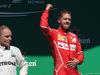 GP BRASILE, Sebastian Vettel (GER) Ferrari SF70H vincitore 12.11.2017 - Gara,