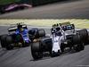 GP BRASILE, 12.11.2017 - Gara, Pascal Wehrlein (GER) Sauber C36 e Lance Stroll (CDN) Williams FW40