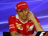 GP BRASILE, 09.11.2017 - Conferenza Stampa, Kimi Raikkonen (FIN) Ferrari SF70H