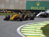 GP BRASILE, 10.11.2017 - Free Practice 1, Carlos Sainz Jr (ESP) Renault Sport F1 Team RS17 e Felipe Massa (BRA) Williams FW40