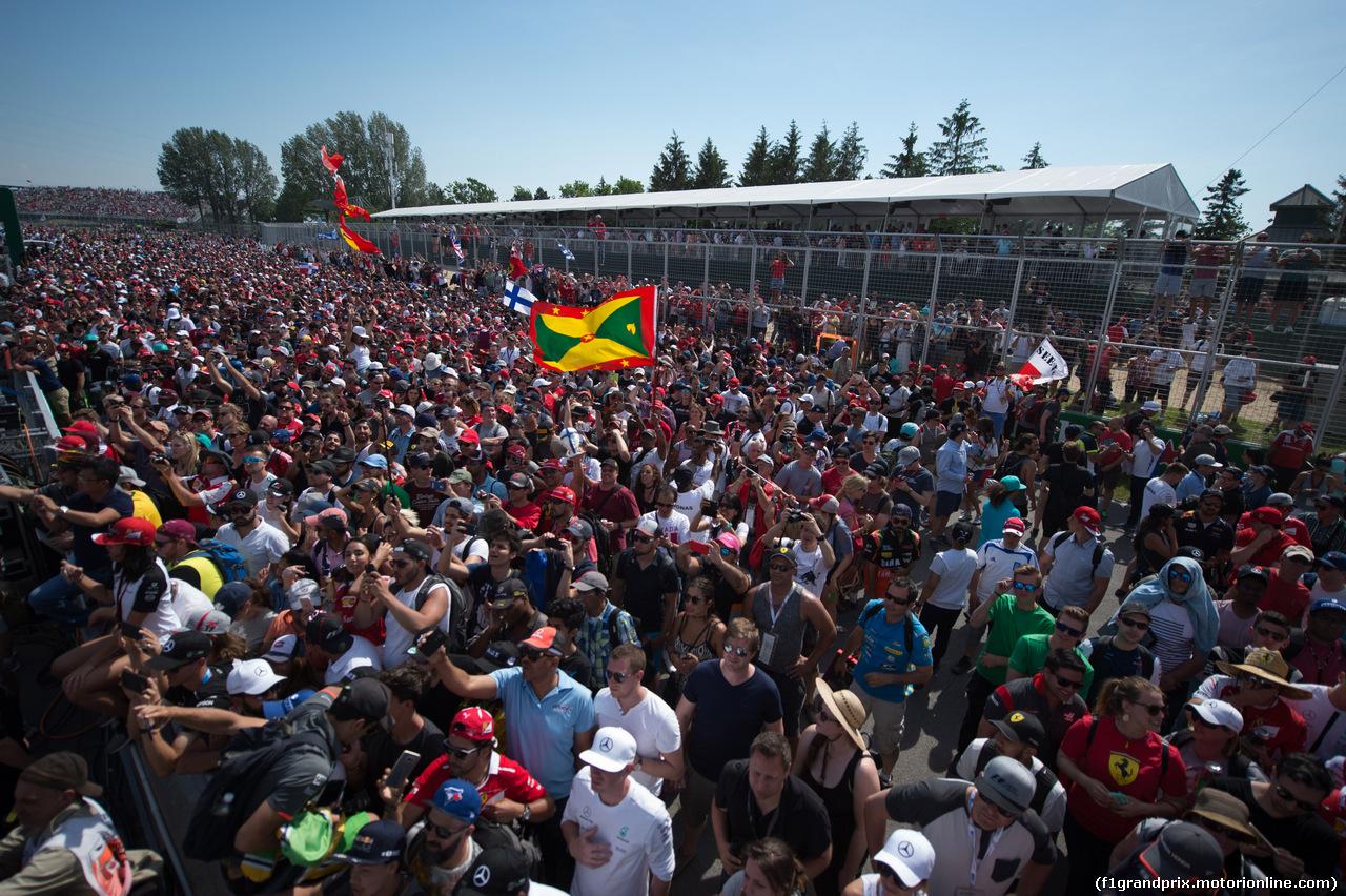 GP CANADA, 11.06.2017- Gara,