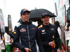 GP CINA, 09.04.2017 - Daniil Kvyat (RUS) Scuderia Toro Rosso STR12 e Max Verstappen (NED) Red Bull Racing RB13