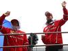 GP CINA, 09.04.2017 - Kimi Raikkonen (FIN) Ferrari SF70H e Sebastian Vettel (GER) Ferrari SF70H