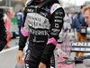 GP CINA, 09.04.2017 - Gara, Sergio Perez (MEX) Sahara Force India F1 VJM010
