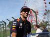 GP GIAPPONE, 08.10.2017- driver parade, Daniel Ricciardo (AUS) Red Bull Racing RB13
