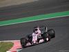 GP GIAPPONE, 08.10.2017- Gara, Sergio Perez (MEX) Sahara Force India F1 VJM010