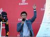GP GIAPPONE, 08.10.2017- Gara, the podium: Takuma Sato (JPN) indy driver