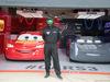 GP GRAN BRETAGNA, 16.07.2017 - Garage Car 3