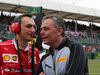 GP GRAN BRETAGNA, 16.07.2017 - Gara, Riccardo Adami (ITA) Ferrari Gara Engineer e Mario Isola (ITA), Pirelli Racing Manager