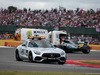 GP GRAN BRETAGNA, 16.07.2017 - Gara, The Safety car e Lewis Hamilton (GBR) Mercedes AMG F1 W08