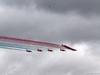 GP GRAN BRETAGNA, 16.07.2017 - Gara, The Red Arrows