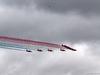GP GRAN BRETAGNA, 16.07.2017 - Gara, The Red Arrows