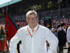 GP ITALIA, 03.09.2017- Gara, partenzaing grid Ross Brawn (GBR) Formula One Managing Director of Motorsports
