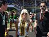GP ITALIA, 03.09.2017- Gara, partenzaing grid Donatella Versace (ITA)  Fashion Designer